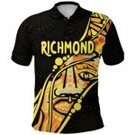 Richmond Polo Shirt Tigers Limited Indigenous