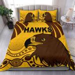 Hawks Bedding Set