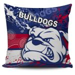 Western Bulldogs Pillow Cover TH4