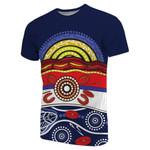Western Bulldogs T-Shirt Aboriginal