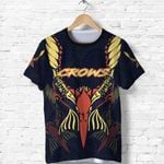 Adelaide T Shirt Simple Indigenous Crows