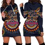 Adelaide Hoodie Dress Indigenous Crows K8