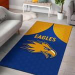 Eagles Area Rug West Coast - Royal Blue K8
