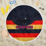 Adelaide Beach Blanket Original Crows K8