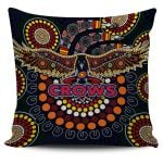 Adelaide Pillow Cover Indigenous Crows K8