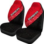 Bombers Car Seat Covers TH4