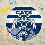 Cats Beach Blanket TH4