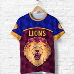 Brisbane Lions T Shirt Powerful