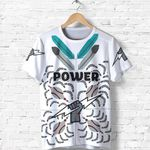 Port Adelaide T Shirt Power Indigenous 2 TH5