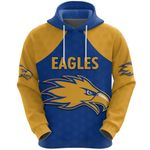 Eagles Hoodie West Coast - Royal Blue