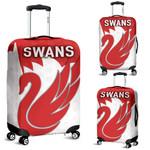 Sydney Luggage Covers Swans K8