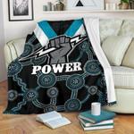 Port Adelaide Premium Blanket Power K4