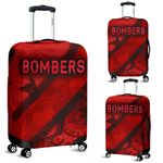 Essendon Luggage Cover Indigenous Bombers - Red K8