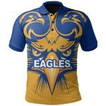 West Coast Eagles Polo Shirt Special Style