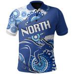 Melbourne Polo Shirt North Aboriginal