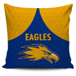 Eagles Pillow Cover West Coast - Royal Blue K8