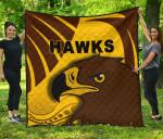 Hawks Premium Quilt TH4