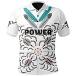 Port Adelaide Polo Shirt Power Indigenous TH5