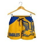 Eagles Women Shorts West Coast - Gold