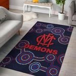 Demons Area Rug