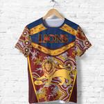 Brisbane T Shirt Lions Indigenous