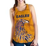 West Coast Racerback Tank Eagles Indigenous TH5