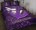 Fremantle Quilt Bed Set Dockers Indigenous TH5