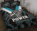Port Adelaide Quilt Bed Set Power K4