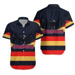 Adelaide Hawaiian Shirt Original Crows
