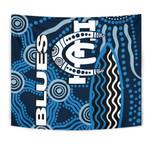 Carlton Blues Tapestry Aboriginal TH4