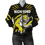 Richmond Women Bomber Jacket Tigers K8