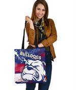 Western Bulldogs Tote Bag TH4