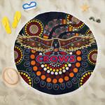 Adelaide Beach Blanket Indigenous Crows K8