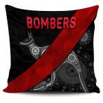 Essendon Pillow Cover Indigenous Bombers - Black K8