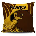 Hawks Pillow Cover TH4