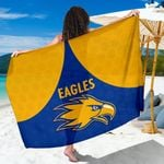 Eagles Sarong West Coast - Royal Blue K8