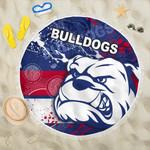 Western Bulldogs Beach Blanket TH4