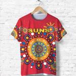 Gold Coast T Shirt Suns Indigenous