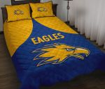 Eagles Quilt Bed Set West Coast - Royal Blue K8