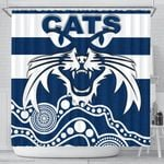 Cats Shower Curtain TH4