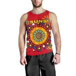 Gold Coast Men Tank Top Suns Indigenous