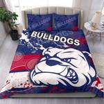 Western Bulldogs Bedding Set TH4
