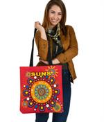 Gold Coast Tote Bag Suns Indigenous K8