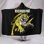Richmond Hooded Blanket Tigers K8