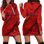 Essendon Hoodie Dress Indigenous Bombers - Red K8