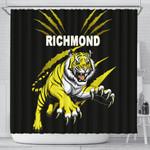 Richmond Shower Curtain Tigers K8