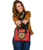 Gold Coast Shoulder Handbag Suns Indigenous K8