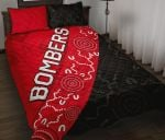 Bombers Quilt Bed Set TH4
