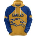 Eagles Hoodie West Coast - Gold
