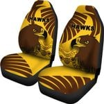 Hawks Car Seat Covers TH4